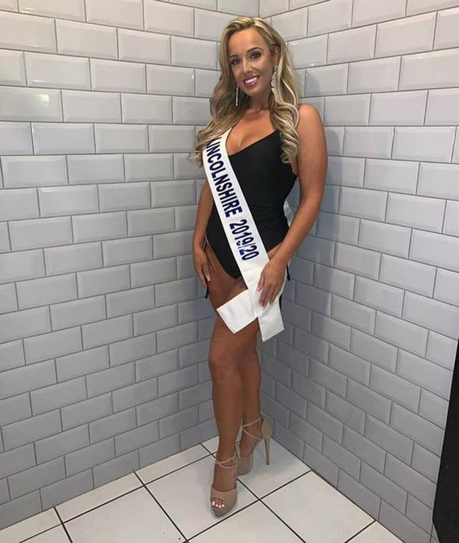 Jen Atkin has been named the 75th Miss Great Britain. Credit: MEN Media