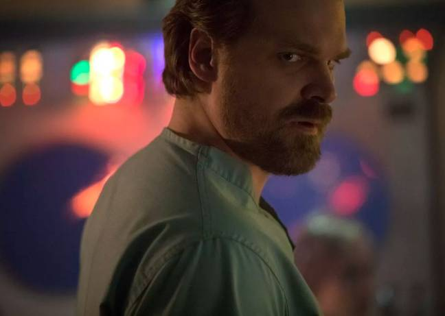 The new series will also delve into Hopper's backstory. Credit: Netflix