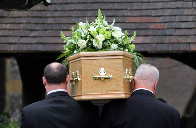 Traditional funerals appear to be going out of fashion. Credit: PA