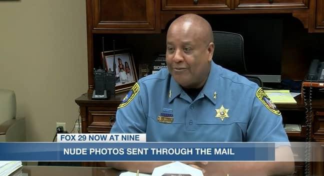Chief deputy Stitch Guillory. Credit: Fox 29