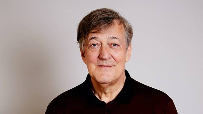 Stephen Fry is the voice of the Harry Potter audiobooks. Credit: BBC One