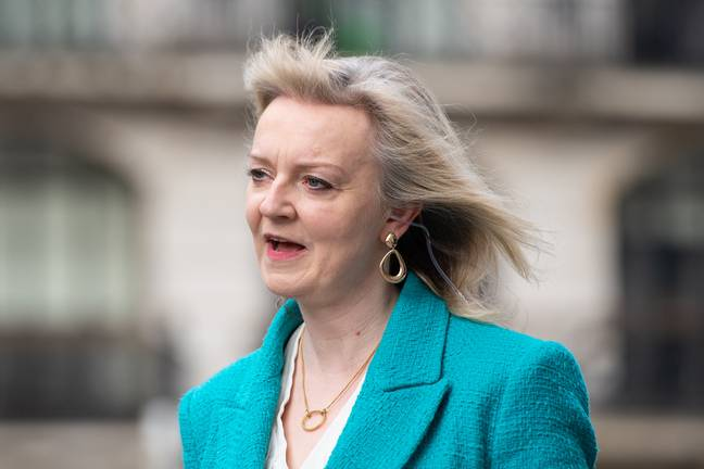 Liz Truss. Credit: PA
