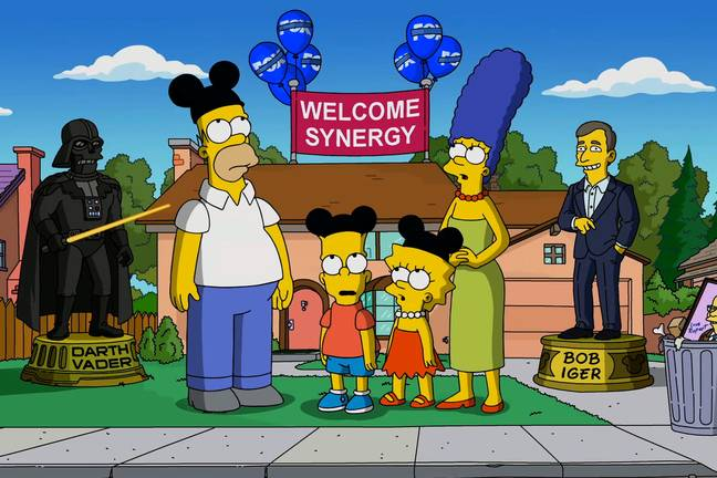 All 30 seasons of the Simpsons will be on Disney Plus Credit: Disney