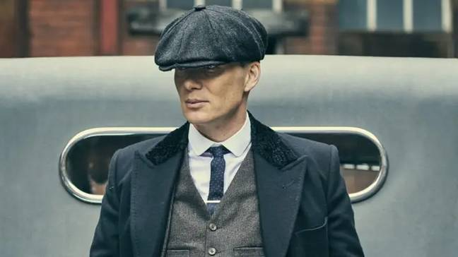It's not easy being Tommy Shelby. Credit: BBC