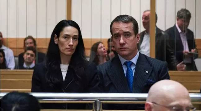 ITV drama Quiz revisits the scandal. Credit: ITV
