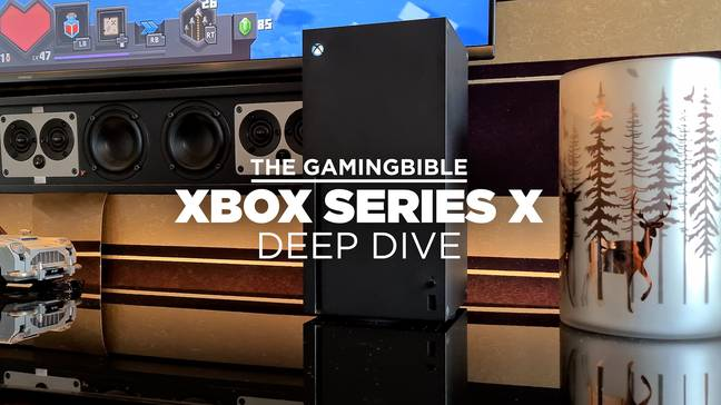 Xbox Series X Deep Dive