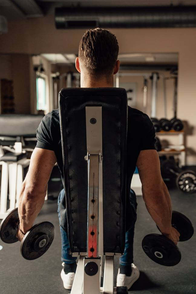 Weights are the way, according to this expert. Credit: Pexels