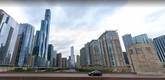 Chicago River Walk in 2021. (Credit: Google Maps)