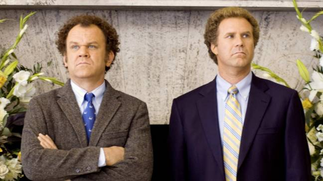 John C. Reilly Says He's Down For A 'Step Brothers' Sequel. Credit: Columbia Pictures