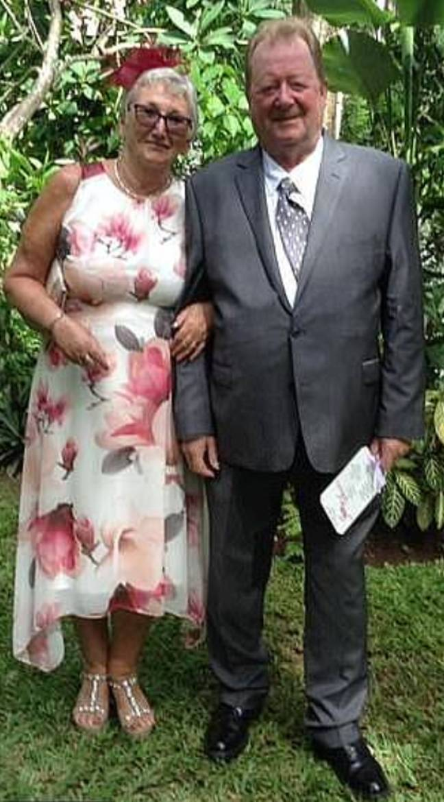 Police have been unable to identify who 'recruited' the couple as drug smugglers. Credit: Facebook