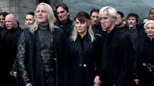 John Isaacs starred alongside the late Helen McCrory in the Harry Potter franchise