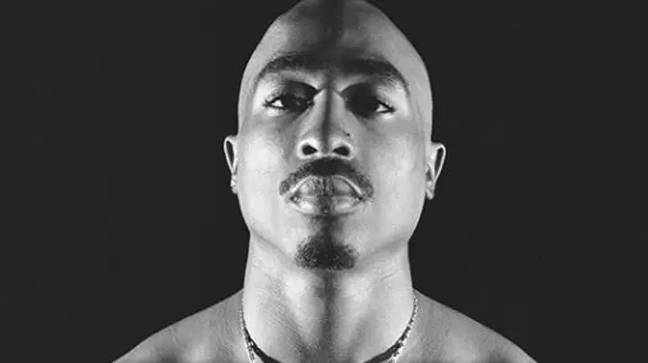 Tupac Shakur. Credit: Instagram