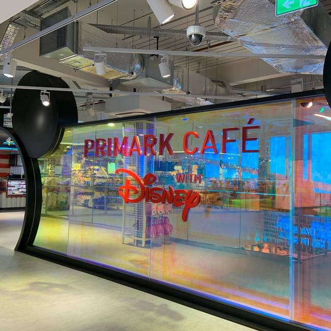 Here's a little preview of the Disney-themed cafe where you can get a Mickey Mouse-shaped waffle. Credit: Birmingham Retail BID