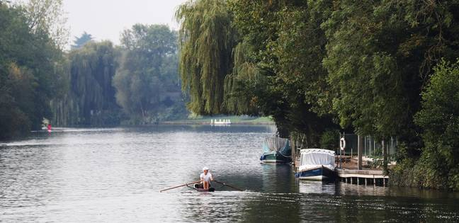Warmer autumns may be pleasant, but the trend is cause for alarm. Credit: PA
