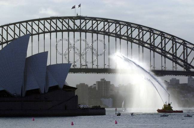 Sydney hosted the 2000 Games. Credit: PA