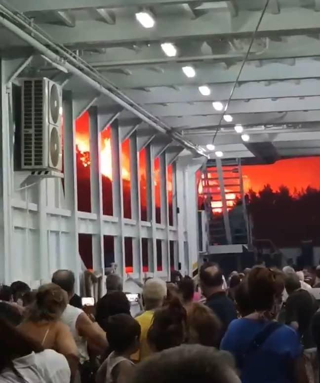 Credit: Meteo.gr/Twitter