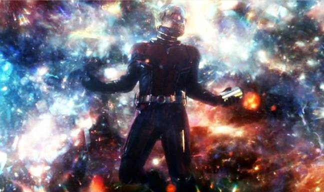Just how theoretically plausible is the 'quantum realm'? Credit: Marvel
