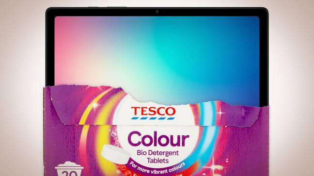 There will be 80 lucky winners. Credit: Tesco Mobile