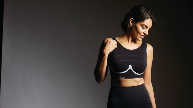 The Soma Smart-Bra helps women to find their perfect size. Credit: Soma