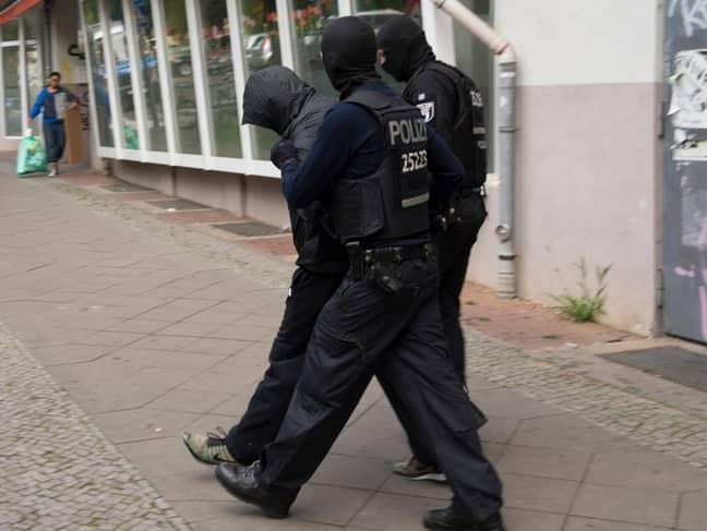 Arrests in Berlin over stolen gold coin