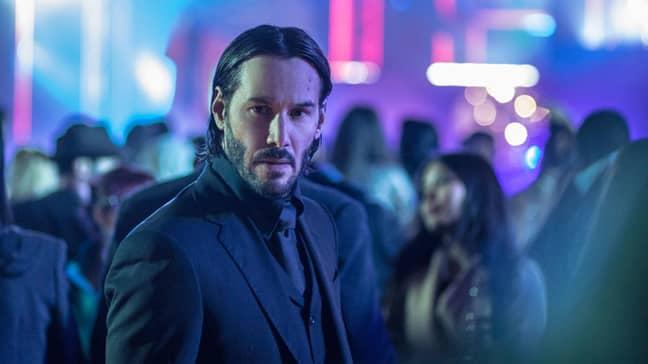 Keanu Reeves as John Wick. Credit: Lionsgate