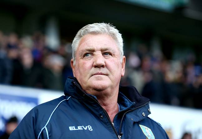 Sheffield Wednesday manager Steve Bruce. Credit: PA