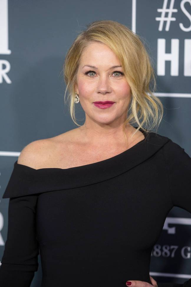 Christina Applegate revealed she has been diagnosed with MS. Credit: PA