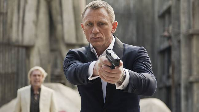 Daniel Craig has played 007 for the past four Bond movies. Credit: Sony