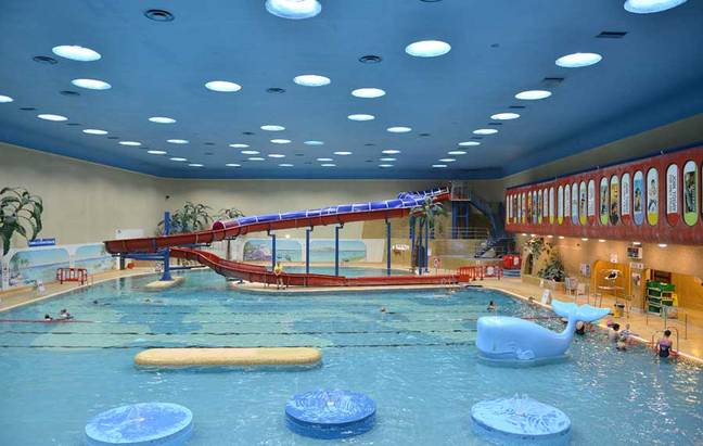 Northgate Arena Leisure Centre. Credit: Brio Leisure
