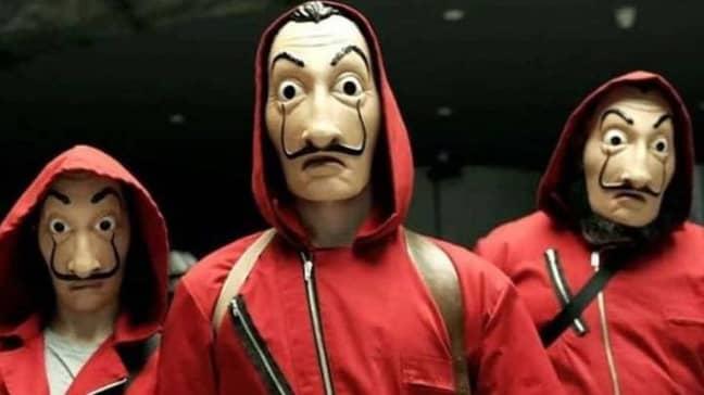 The creator of Money Heist has plenty of ideas for spin-offs. Credit: Netflix