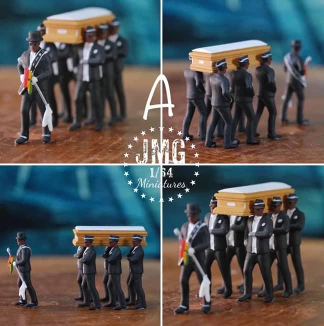 Credit: JMG 1/64 Miniatures