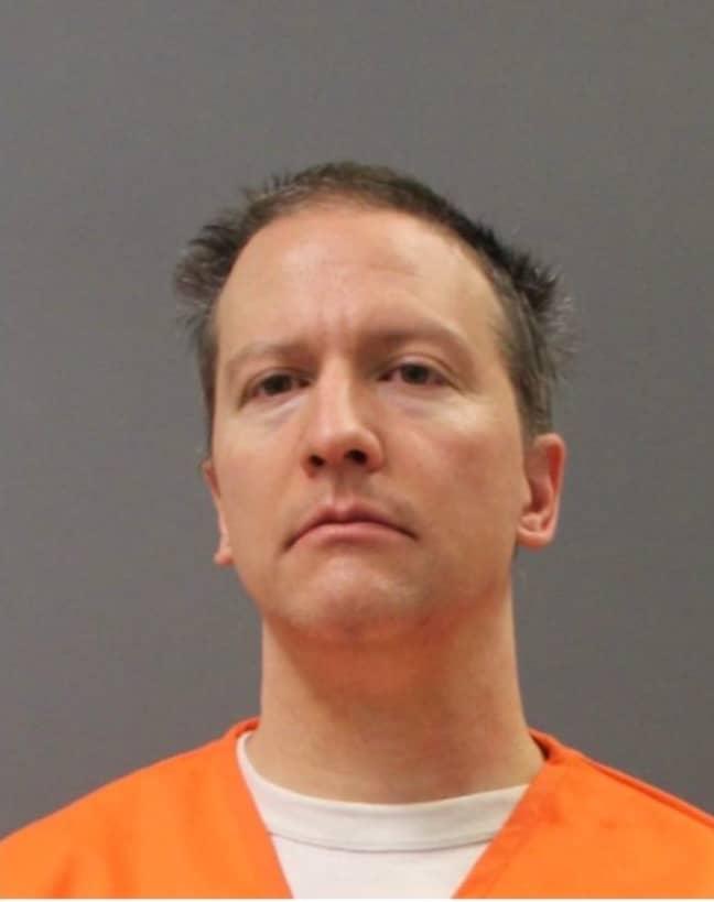 Derek Chauvin. Credit: Minnesota Department of Corrections
