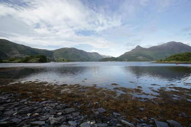 Loch Leven and the mountains around Ballachulish, Scotland (Credit: PA)