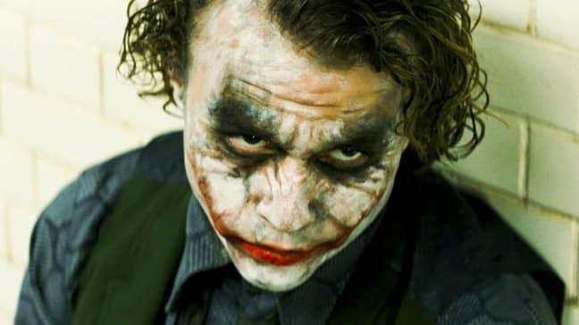Ledger put in a stunning performance. Credit: Warner Bros.