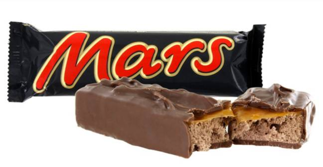 The UK could run out of Mars Bars Credit: PA