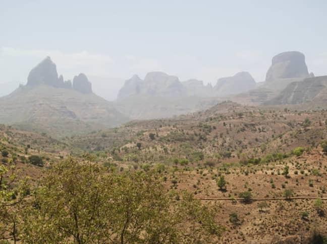 Amhara region, Ethiopia. Credit: PA