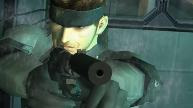 Metal Gear Solid 2: Sons Of Liberty / Credit: Konami