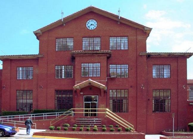 Huntsville Unit, Texas State Penitentiary. Credit: Nick DiFonzo/Wikimedia Commons