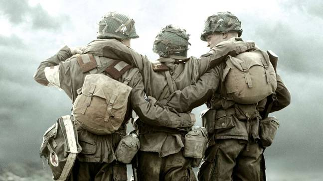 Band of Brothers Masters of the Air is officially in production ' Credit: HBO