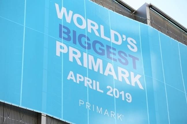 They're really going all out with the 'world's biggest' thing. Credit: PA