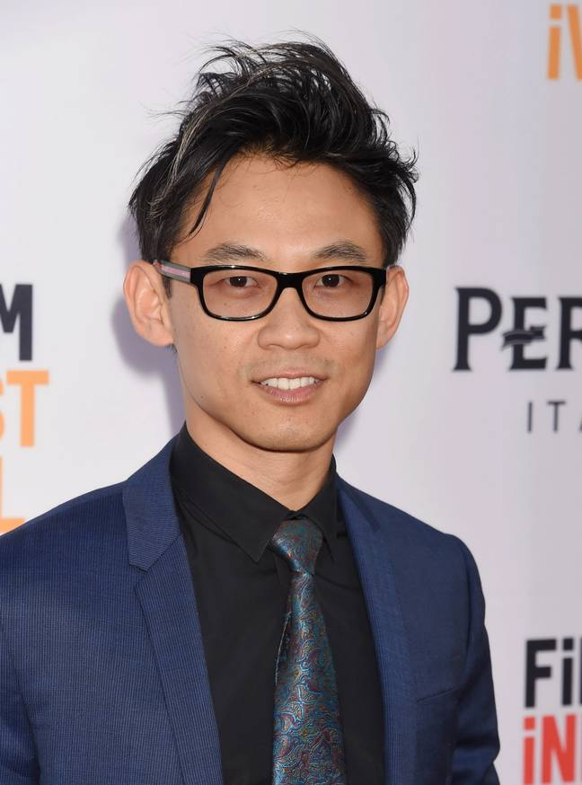James Wan will be hopping out of the director's chair. Credit: PA