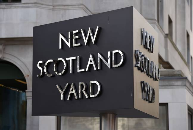 Met Police confirmed the £114m seizure is the UK's biggest. Credit: PA