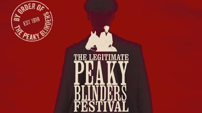 The Legitimate Peaky Blinders Festival. Credit: The Legitimate Peaky Blinders Festival