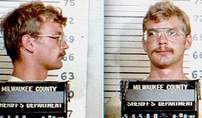 Jeffrey Dahmer. Credit: PA