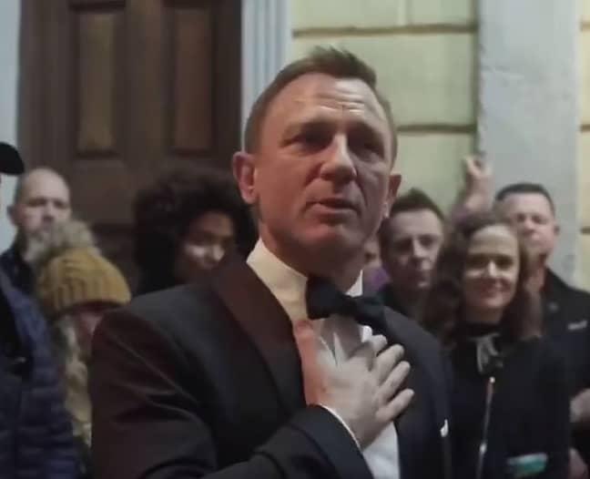 Credit: Being James Bond/AppleTV