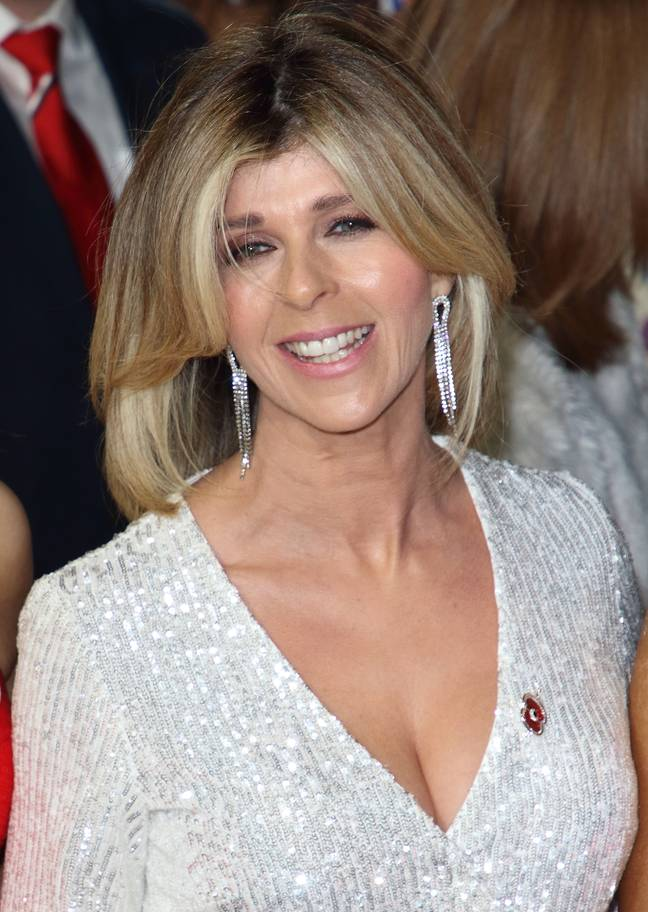Kate Garraway has been tipped to make an appearance in the jungle. Credit: PA