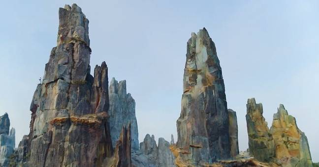 Stars Wars: Galaxy's Edge is set to become one of Disney's most immersive parks. Credit: Disney Parks