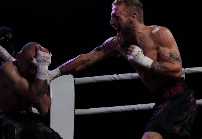 Credit: Ultimate Bare Knuckle Boxing