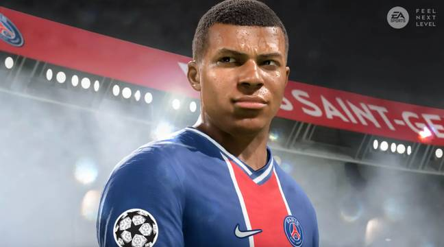 Will Kylian Mbappe remain the cover star on FIFA 22?
