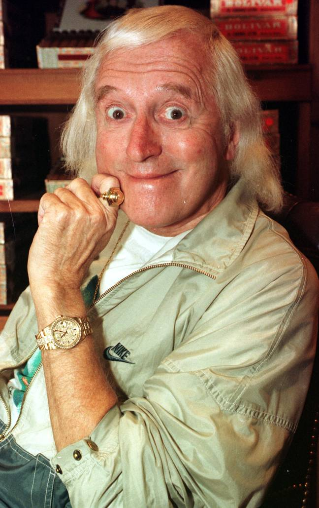More than 400 people made complaints against Jimmy Savile over six decades. Credit: PA